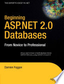 Beginning ASP NET 2 0 Databases