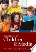 Handbook Of Children And The Media