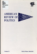 American Review of Politics