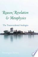 Reason Revelation And Metaphysics