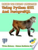 Building Two Desktop Applications Using Python Gui And Postgresql
