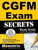 CGFM Exam Secrets Study Guide
