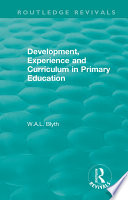 Development  Experience and Curriculum in Primary Education  1984  Book PDF