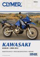 Kawasaki Klr650 2008 2012