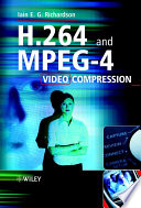 H 264 and MPEG 4 Video Compression