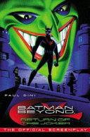 Ebook Batman Beyond, Return of the Joker Epub Paul Dini Apps Read Mobile