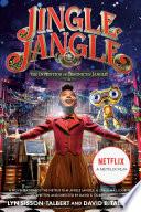 Book Jingle Jangle  the Invention of Jeronicus Jangle
