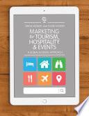 Marketing for Tourism  Hospitality   Events