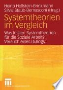 Systemtheorien im Vergleich