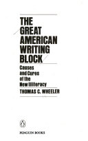 The Great American Writing Block