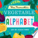Mrs  Peanuckle s Vegetable Alphabet