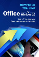 Computer Training  Office for Windows 10