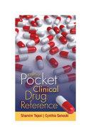 Davis s Pocket Clinical Drug Reference