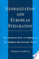 Globalization and European Integration