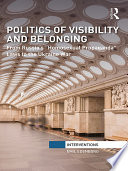 Politics of Visibility and Belonging