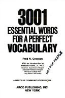 3001 essential words for a perfect vocabulary