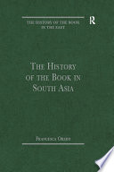 The History of the Book in South Asia Free download PDF and Read online