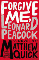 Forgive Me, Leonard Peacock Book Cover