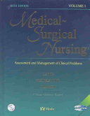 Medical-surgical Nursing : readable, and consistent format. special features highlight...