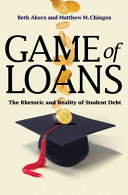 Game of Loans Book Cover