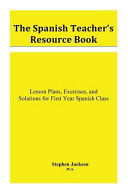 The Spanish Teacher s Resource Book