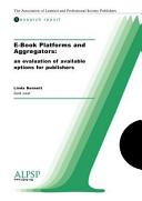 E book Platforms and Aggregators