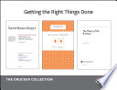 Get the Right Things Done  The Drucker Collection  6 Items