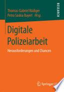 Digitale Polizeiarbeit