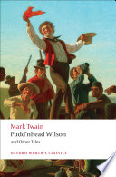 Pudd nhead Wilson and Other Tales