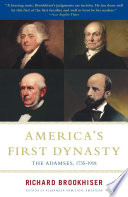 America s First Dynasty