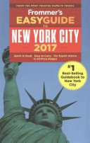 Frommer s EasyGuide to New York City 2017
