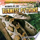 Attack Of The Burmese Pythons