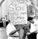 20 Years Stone Wall 1969   1989 Human Rights