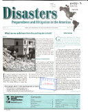 Disasters  Preparedness and Mitigation in the Americas