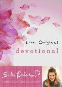 Live Original Devotional Book