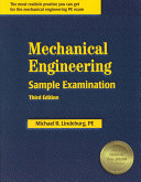 Mechanical Engineering Sample Examination