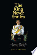 The King Never Smiles Book PDF