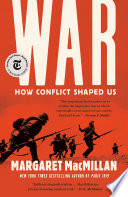 Book War  How Conflict Shaped Us