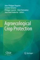 download ebook agroecological crop protection pdf epub