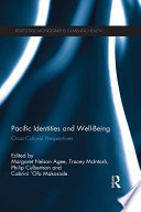 Pacific Identities and Well Being