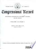 United States of America Congressional Record: Proceedings and Debates of the 105th Congress Second Session Vol. 144 Part 4