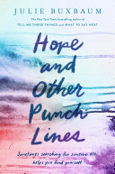 Hope and Other Punch Lines Book