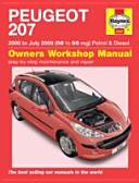 Peugeot 207 Petrol and Diesel Service and Repair Manual