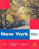 Mobil Travel Guide  New York  2004