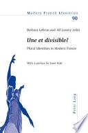 Plural Identities in Modern France