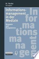 Informationsmanagement in der Medizin