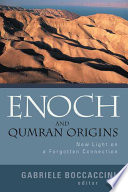 Enoch and Qumran Origins