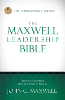 The Maxwell Leadership Bible  NIV