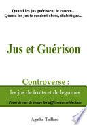 illustration du livre Jus et Guérison