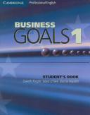 Business Goals 1 Student s Book